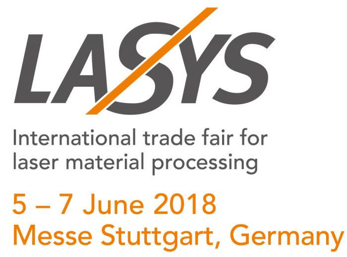 ACSYS at the LASYS in Stuttgart. Hall 4, Stand C56.