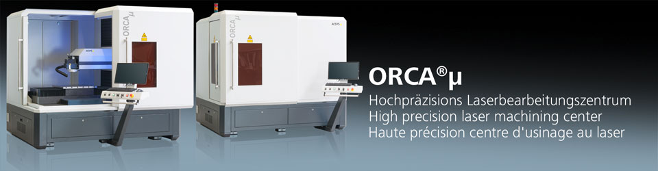 Minting industry: ACSYS Lasermaschinen
