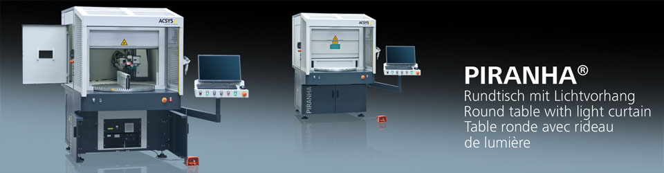 Laser Systems For Medical Technology Acsys Lasermaschinen