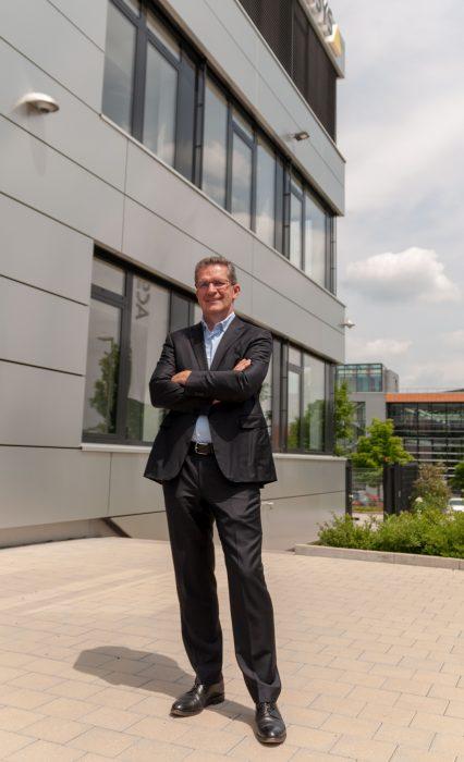 """Gerhard Kimmel: """"ACSYS punktet mit einem sehr großen Know-how in Technologie, mit einem umfangreichen Prozessverständnis und mit viel Erfahrung."""""""